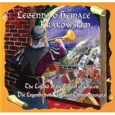 The Legend of the Bugler of Cracow (Book)