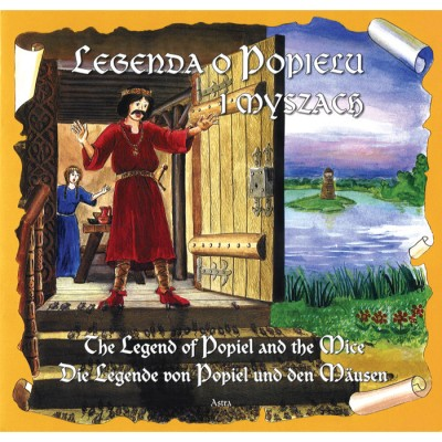 The Legend of Popiel and the Mice (Book)
