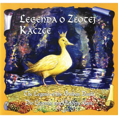 The Legend of the Golden Duck (Book)