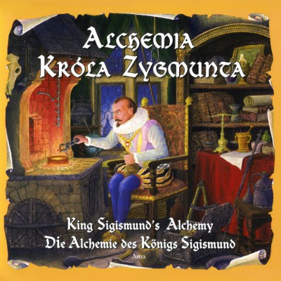 Legend of King Sigismunds Alchemy (BooK) in English, German and Polish