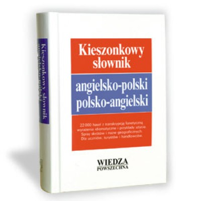 Pocket Dictionary English to and from Polish(HC)