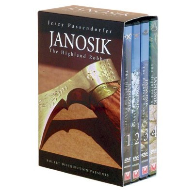 Janosik / The Highland Robber (DVD)