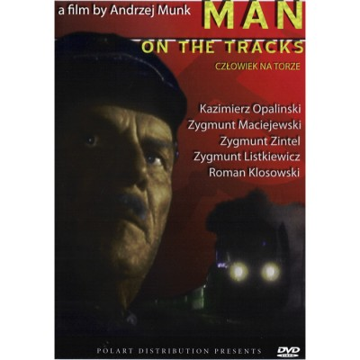 Man on the Track (DVD)