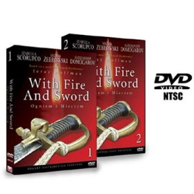 With Fire and Sword Ogniem i Mieczem (DVD)