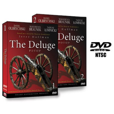 The Deluge Potop (DVD)