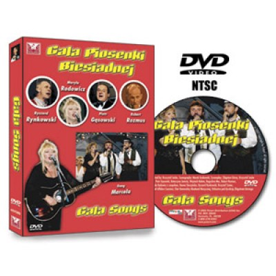 Gala Songs (DVD)