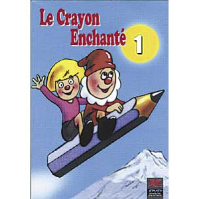 The Enchanted Crayon Vol. 1 (DVD)