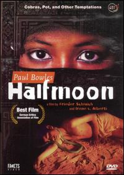 Paul Bowles -- Half Moon (DVD)
