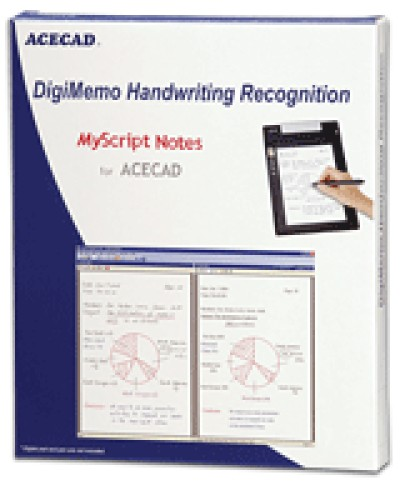 DigiMemo Handwriting Recognition OCR (CD-ROM)