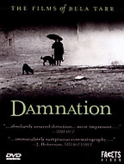 Damnation (Hungarian DVD)