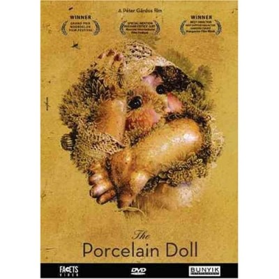 Porcelain Doll (Hungarian DVD)