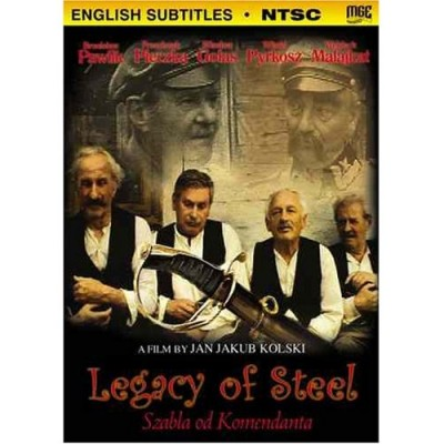 Legacy of Steel (Polish DVD)
