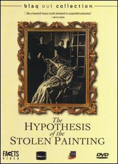 The Hypothesis of the Stolen Painting (French DVD)