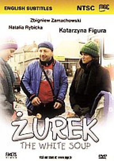 The White Soup (Zurek) (Polish DVD)