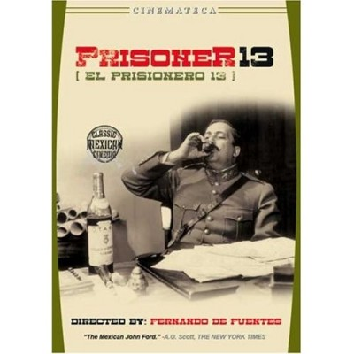 Prisoner 13 (Spanish DVD)