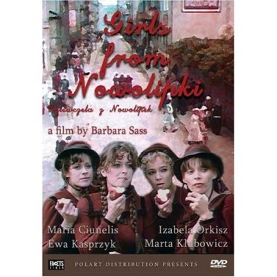 Girls from Nowolipki - Polish DVD