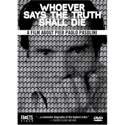 Whoever Says the Truth Shall Die (Italian DVD)