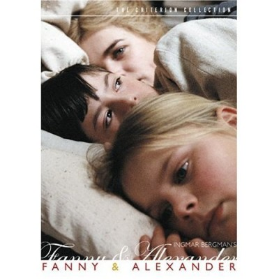 Fanny and Alexander (DVD) Special Edition 5 disc set in Swedish
