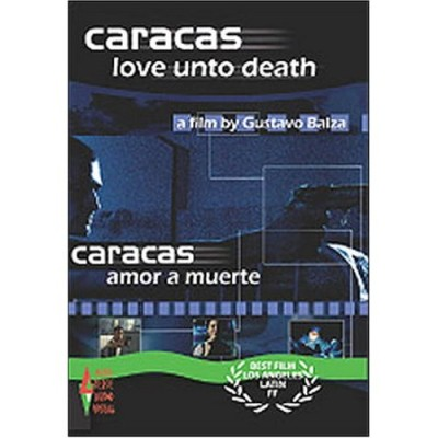 Caracas - Love Unto Death (Spanish DVD)