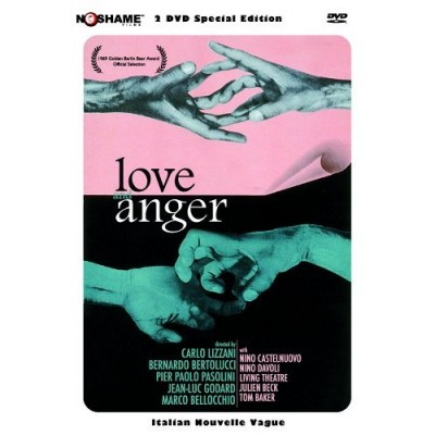 Love and Anger (DVD)