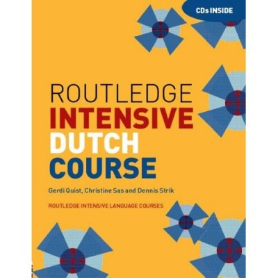Routledge Intensive Dutch Course (Book & Audio CD)