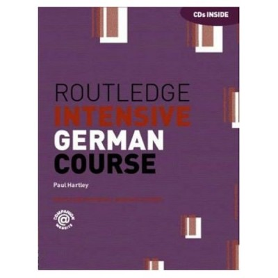 Routledge Intensive German Course (Book & Compact Disk)