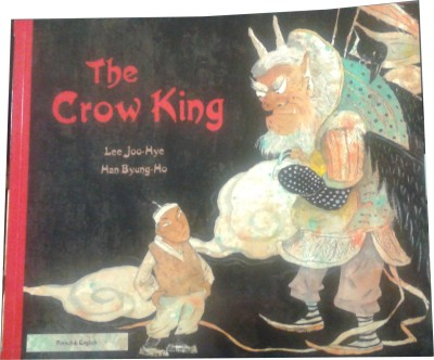 The Crow King in French & English (PB)