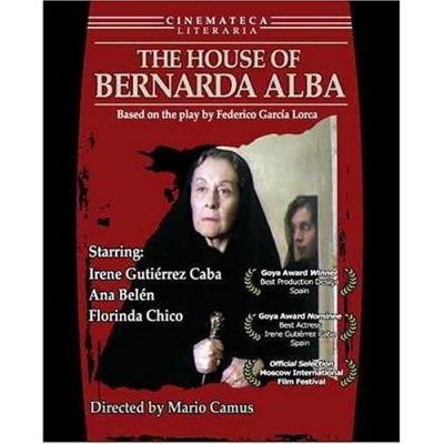 The House of Bernarda Alba (Spanish DVD)
