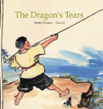 Dragon's Tears in English & Albanian