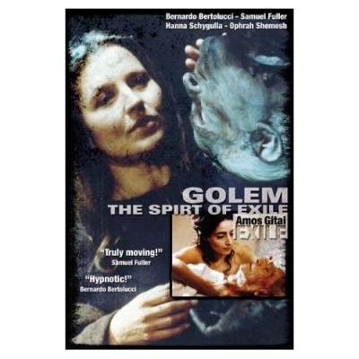 Golem - The Spirit of Exile (French DVD)