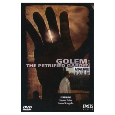 Golem - The Petrified Garden (DVD)