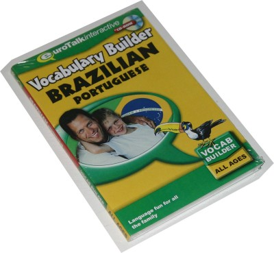 Talk Now Vocabulary Builder Brazilian Portuguese