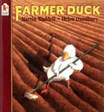 Farmer Duck in German & English