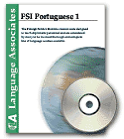 FSI Programmatic Portuguese 1 & 2 Bundle Audio CD