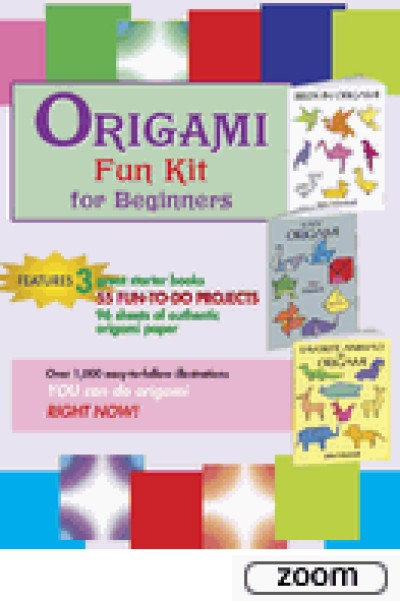 Origami Fun Kit for Begginers