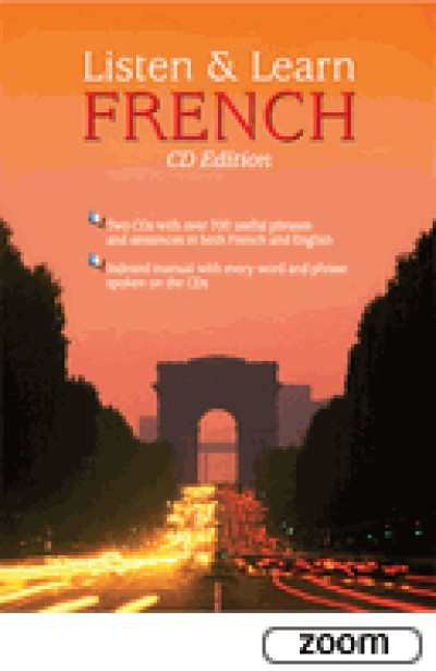 Listen and Learn French (CD Edition)