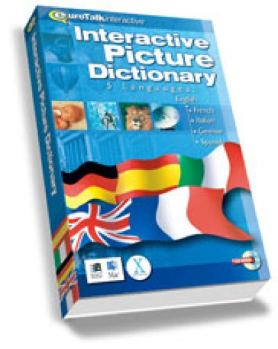 Interactive Picture Dictionary by Talk Now!