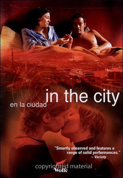 In The City (En La Ciudad) (DVD)