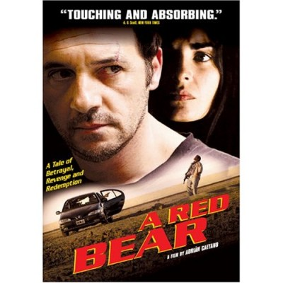A Red Bear (Spanish DVD)