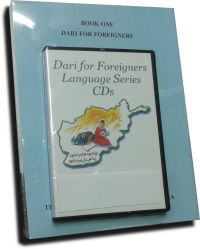 Dari for Foreigners (Book & Audio CDs)