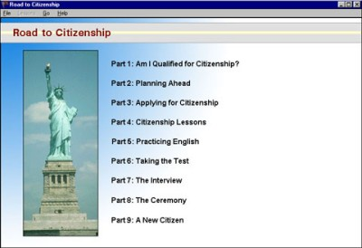 Road To Citizenship - Single-User Version