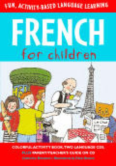 Language for Children Series in French on CD