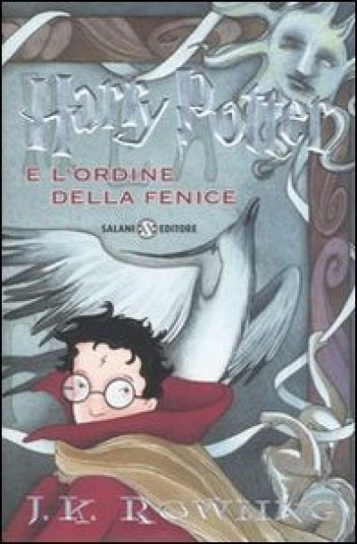 Harry Potter Italain volume 5 / E L'ordine Della Fenice