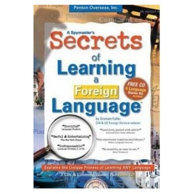 Secrets of Learning A Foreign Language - Book and Audio-CDs