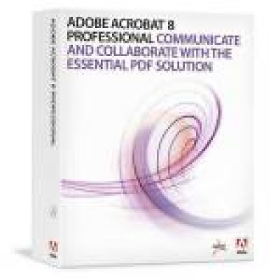 Chinese Adobe Acrobat 8.0 Professional for Windows (Simplified)