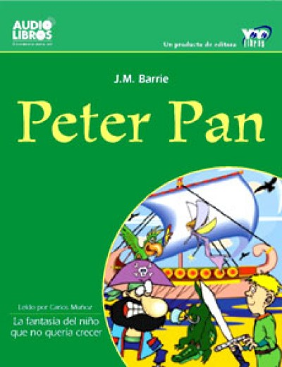 Peter Pan (Audio CD) - Spanish