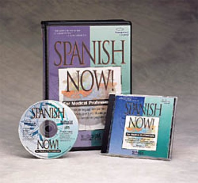 Spanish Now! for Medical Professional (CD-ROM, Institutional Edition)
