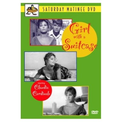 Girl with a Suitcase - Italian DVD