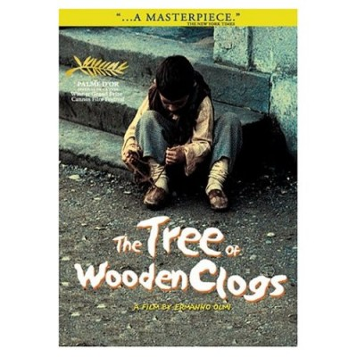 The Tree of Wooden Clogs - Italian DVD
