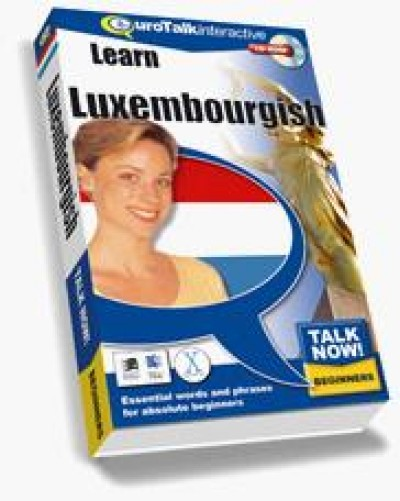 Talk Now Learn Luxembourgish